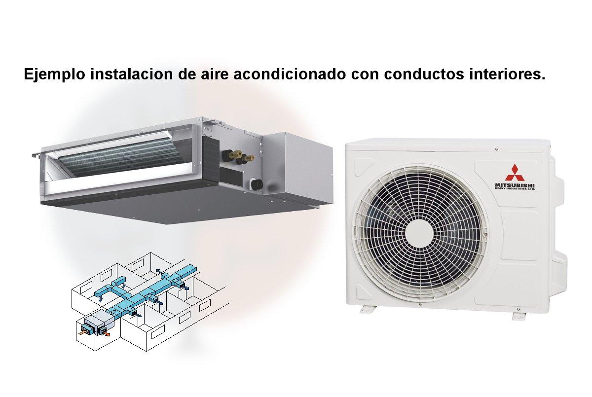 Instalación de aire acondicionado en Madrid - ClimaArte