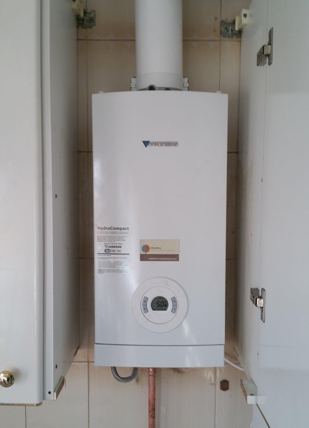 instalaci n de calentadores de gas en madrid climaarte