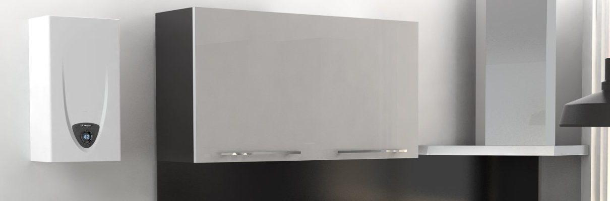 Instalación de calentadores en Madrid.