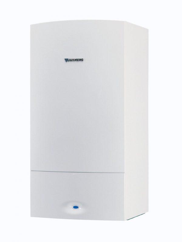 Calderas de gas de condensación Junkers. Las calderas de la serie Cerapur Excellence Compact son calderas fiables, seguras y efecientes.