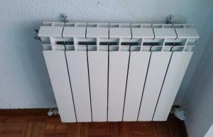 Cambio de radiadores en Fuenlabrada, Madrid. Instalación de calefacción con garantías.
