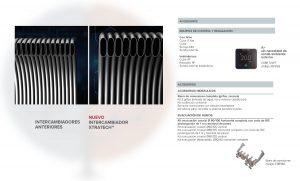 Sistemas y accesorios de las calderas de condensación Ariston Clas One de 24, 30 y 35 kW.