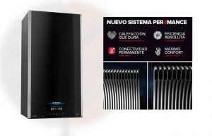 Beneficios de las calderas Ariston Alteas One Net de 24, 30 y 35 kW.