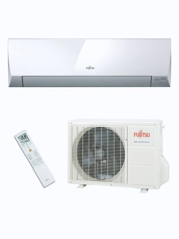 Fujitsu ASY25UI-LLC y ASY35UI-LLC. Conjunto split 1X1.
